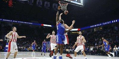 İşte Anadolu Efes-Olympiakos maçının özeti