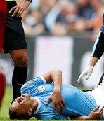 Manchester City'de sakatlık şoku!