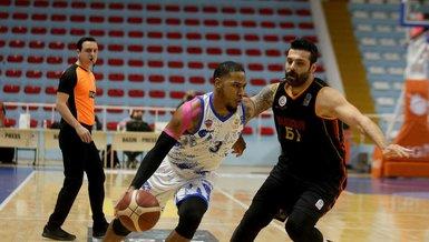 Büyükçekmece Basketbol - Galatasaray: 105-101 (MAÇ SONUCU - ÖZET)