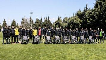Trabzonspor'dan 61 tekerlekli sandalye bağışı!