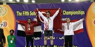 Türkiye halterde 35 madalya aldı