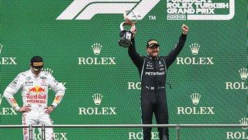 Bottas wins F1 Rolex Turkish Grand Prix 2021