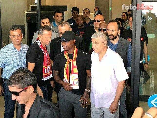 Yıldız futbolcudan Galatasaray'a mesaj! Gelmeye hazırım