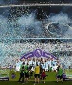 Şampiyon Manchester City galip gelemedi