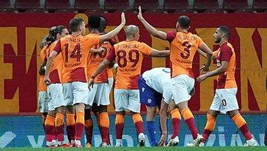 Galatasaray 2-0 Hajduk Split | MAÇ SONUCU