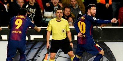 La Liga'da hakem hatası tartışması