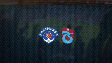 Kasımpaşa - Trabzonspor maçı ne zaman, saat kaçta ve hangi kanalda canlı yayınlanıyor? | Kasımpaşa-Trabzon izle