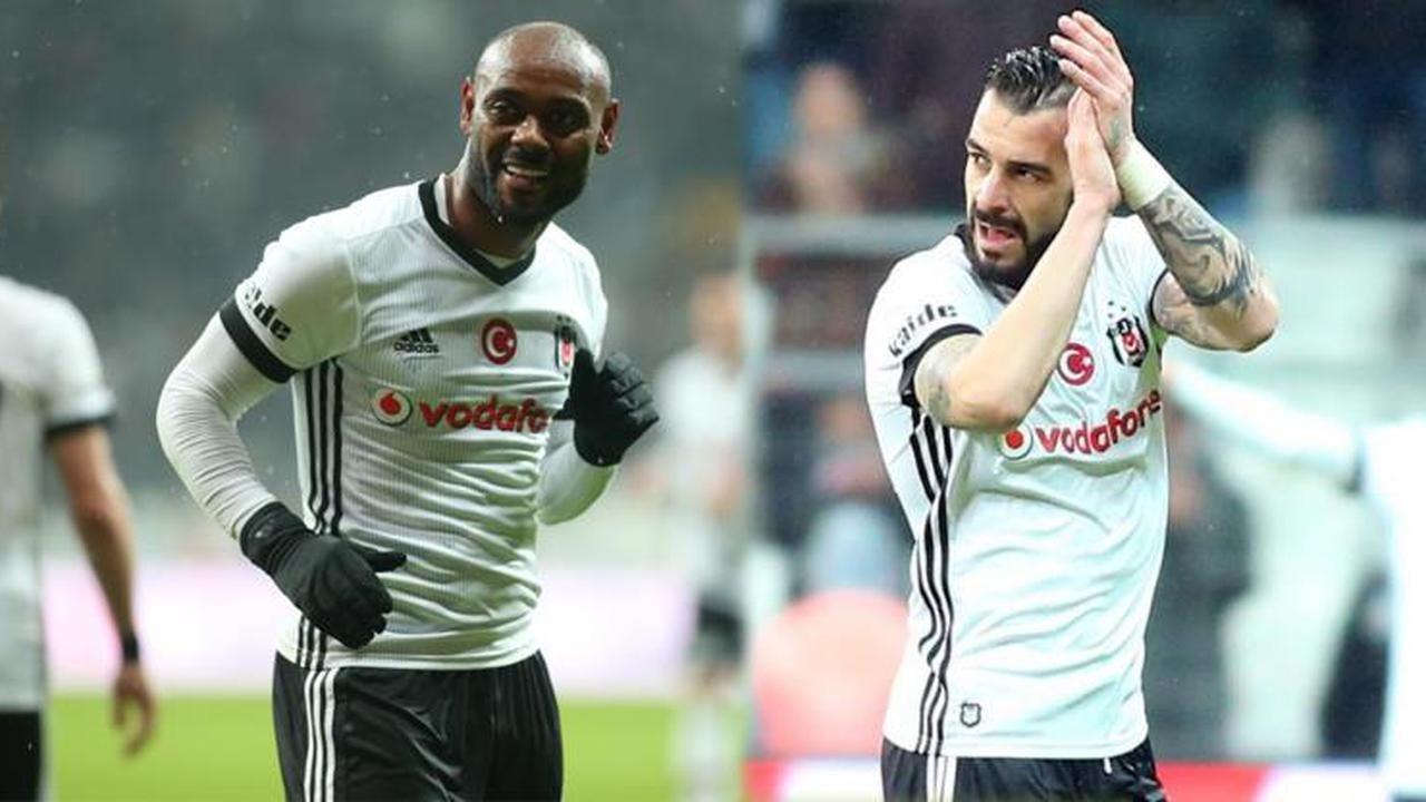 Beşiktaş'ta performansı yetersiz kalan forvetler
