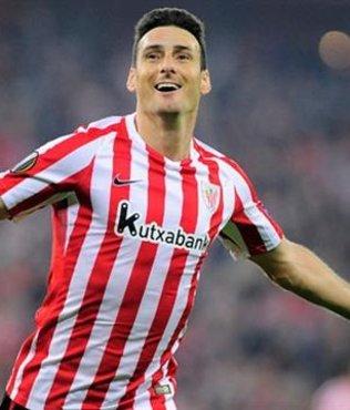 Athletic Bilbao Aduriz'le 1 yıllık yeni sözleşme imzaladı