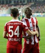 Sivasspor performansıyla göz dolduruyor