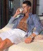 """Ronaldo'ya şok sözler! """"Havuz başında keyif yapıyor"""""""