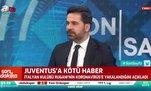 Juventus'ta koronavirüs şoku