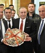 Yeni Malatyaspor ve Galatasaray yöneticileri bir araya geldi