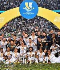 Real Madrid 4-1 Atletico Madrid   MAÇ SONUCU