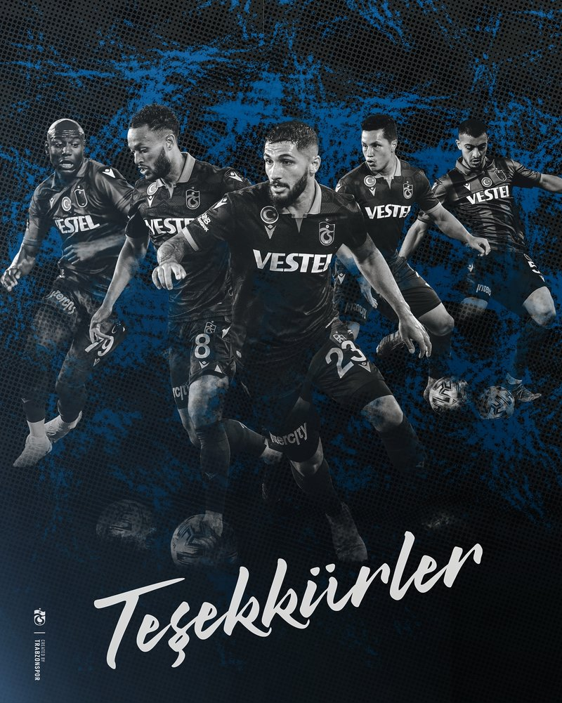 Son dakika transfer haberleri   Trabzonspor'da 5 ayrılık! Resmen açıklandı