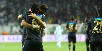 MAÇ SONUCU Konyaspor 0-2 Yeni Malatyaspor   ÖZET