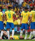 Brezilya'ya ikinci şok! Kadrodan çıkartıldı