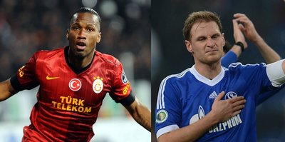 G.Saray-Schalke maçında izlenecek 5 kapışma