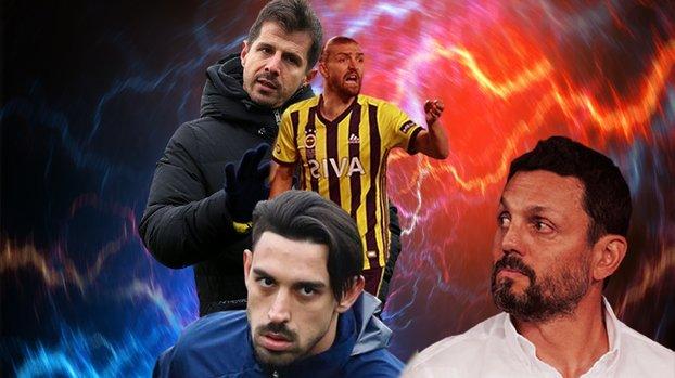 Fenerbahçe'de kriz büyüyor! Erol Bulut'tan yönetime 5 maddelik Caner Erkin raporu #