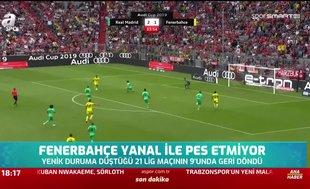 Fenerbahçe Yanal ile pes etmiyor