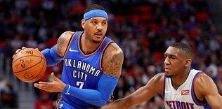 Carmelo Anthony, Houston Rockets'ta