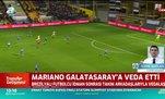 Mariano'da Galatasaray'a veda!