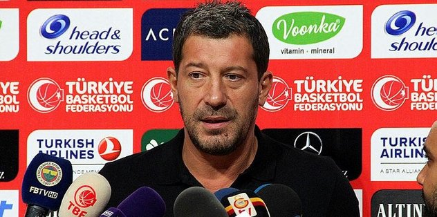 """A Milli Erkek Basketbol Takımı Başantrenörü Ufuk Sarıca: """"Eksikliklerimizi görme şansı yakalayacağız"""""""
