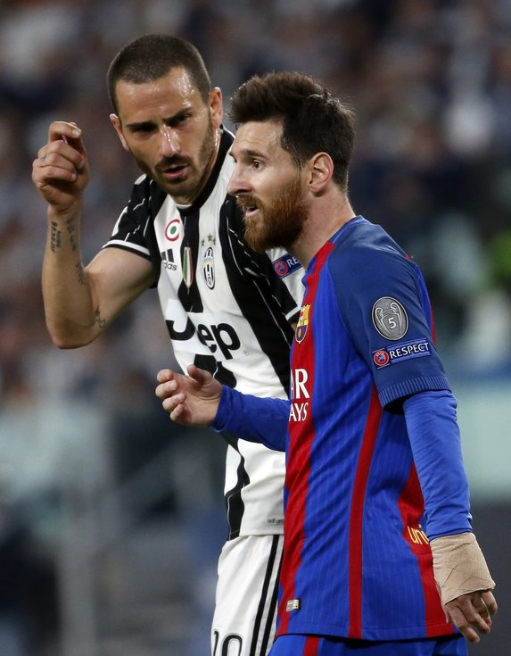 Juventus Barça'ladı: 3-0