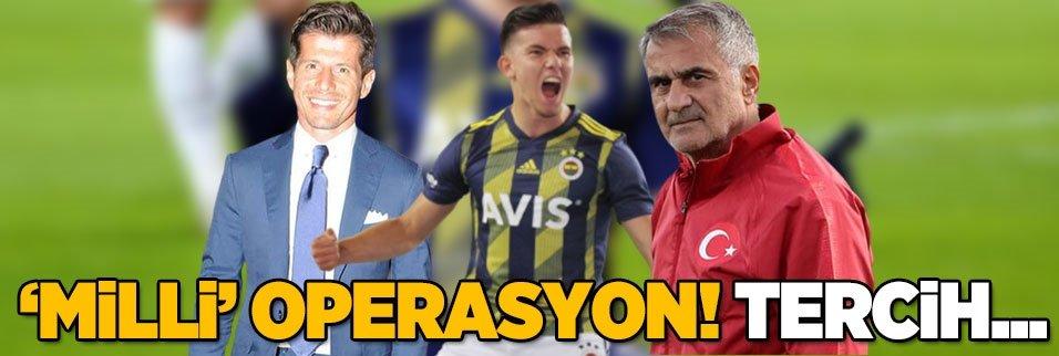 ferdi kadioglu ve milli surpriz emre belozoglu ile senol gunes 1598684203736 - Fenerbahçe için transfer fitilini resmen ateşledi! Eran Zehavi'nin hocası...