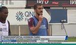 Trabzonspor'da Hosseini farkı
