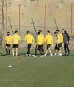 Yeni Malatyaspor Fenerbahçe maçına hazırlanıyor