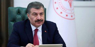 Sağlık Bakanı Fahrettin Koca güncel corona virüsü rakamlarını açıkladı (6 Haziran)