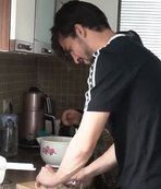 Türkmen mutfağa girdi