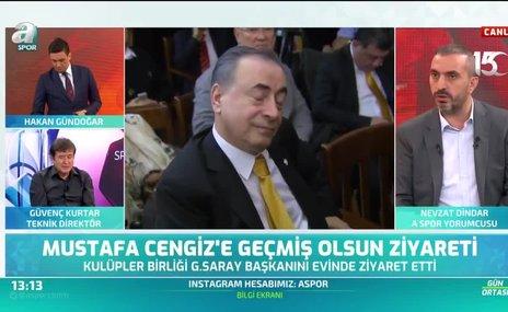 Nevzat Dindar duyurdu: Mustafa Cengiz'e operasyon yapılıyor