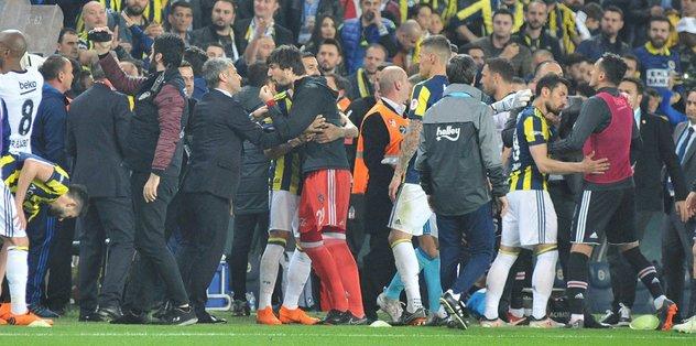 PFDK Fenerbahçe'yi derbide hükmen galip ilan etti