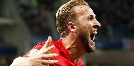 İngiltere Tunus karşısında Harry Kane ile güldü