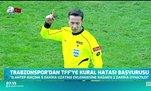 Trabzonspor'dan kural hatası başvurusu