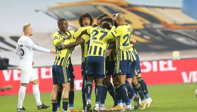Fenerbahçe Ankaragücü: 3-1 (MAÇ SONUCU - ÖZET)