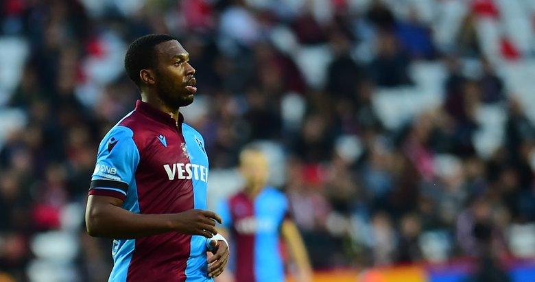 Trabzonspor'un yıldızı Sturridge Süper Lig'e damga vurdu!
