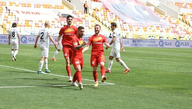 Yeni Malatyaspor 2-1 MKE Ankaragücü   MAÇ SONUCU