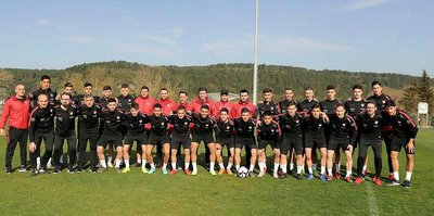 Ümit Milliler Arnavutluk'u 2-1 yendi