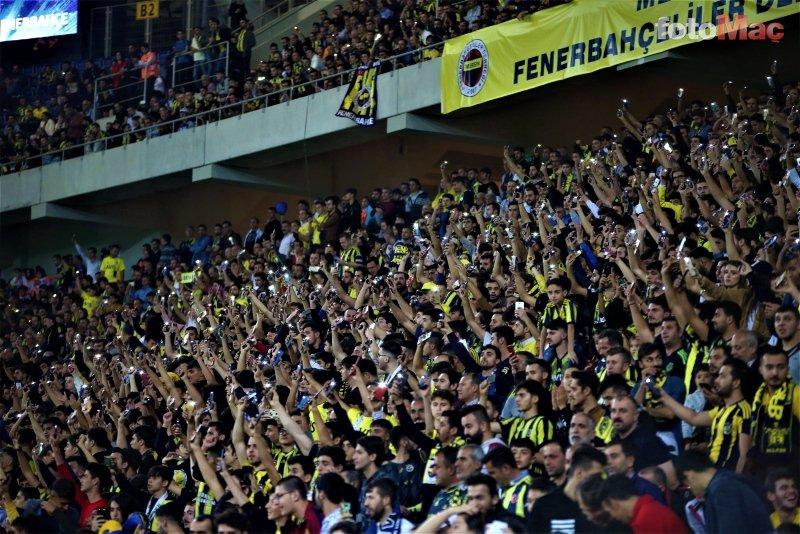 İşte Tarsus İ.Y - Fenerbahçe mücadelesi maç sonu açıklamaları!