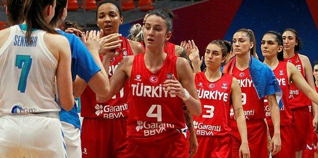 Türkiye Macaristan'ı mağlup etti! 59-58