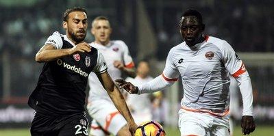 Beşiktaş ile Adanaspor 44. randevuda