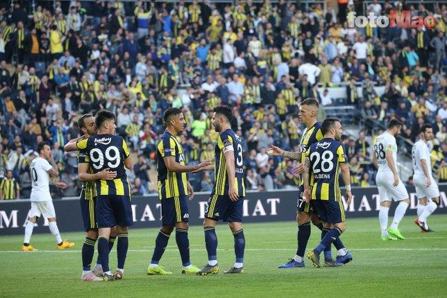 İşte Fenerbahçe'nin transfer hedefleri!