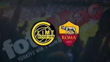 Bodo/Glimt - Roma maçı saat kaçta? Hangi kanalda?