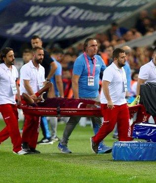 Trabzonspor'a Ivanildo'dan kötü haber!
