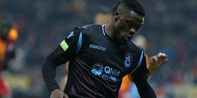 Ekuban Trabzonspor'u istiyor