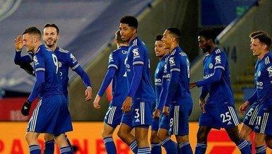 Leicester City-Chelsea: 2-0 (MAÇ SONUCU-ÖZET)