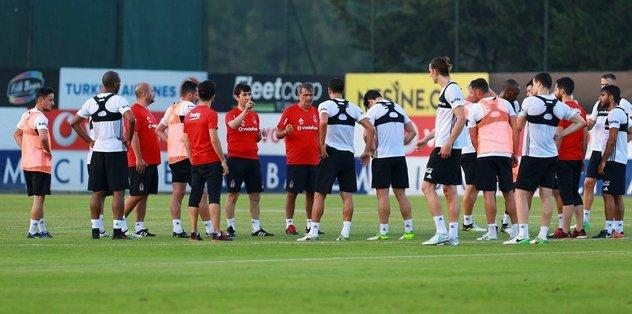 İşte Beşiktaş'tan gönderilecek 6 isim